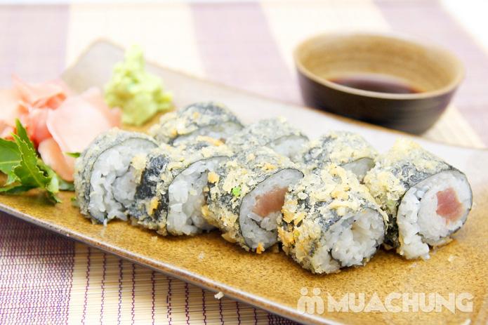 voucher tại nhà hàng Điểm hẹn Sushi Bar - 1