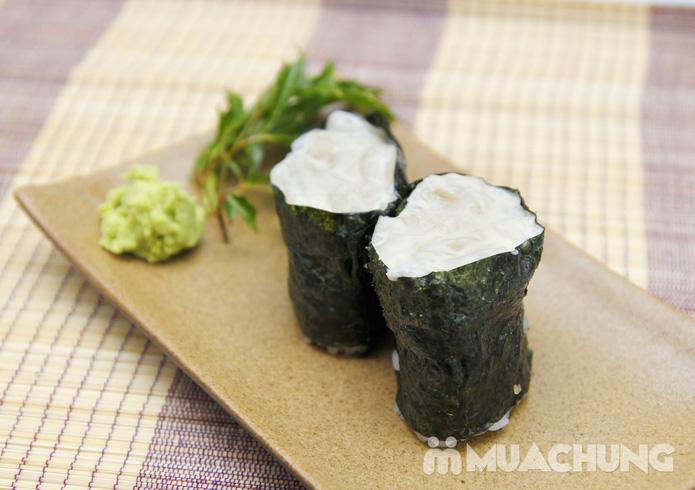 voucher tại nhà hàng Điểm hẹn Sushi Bar - 8