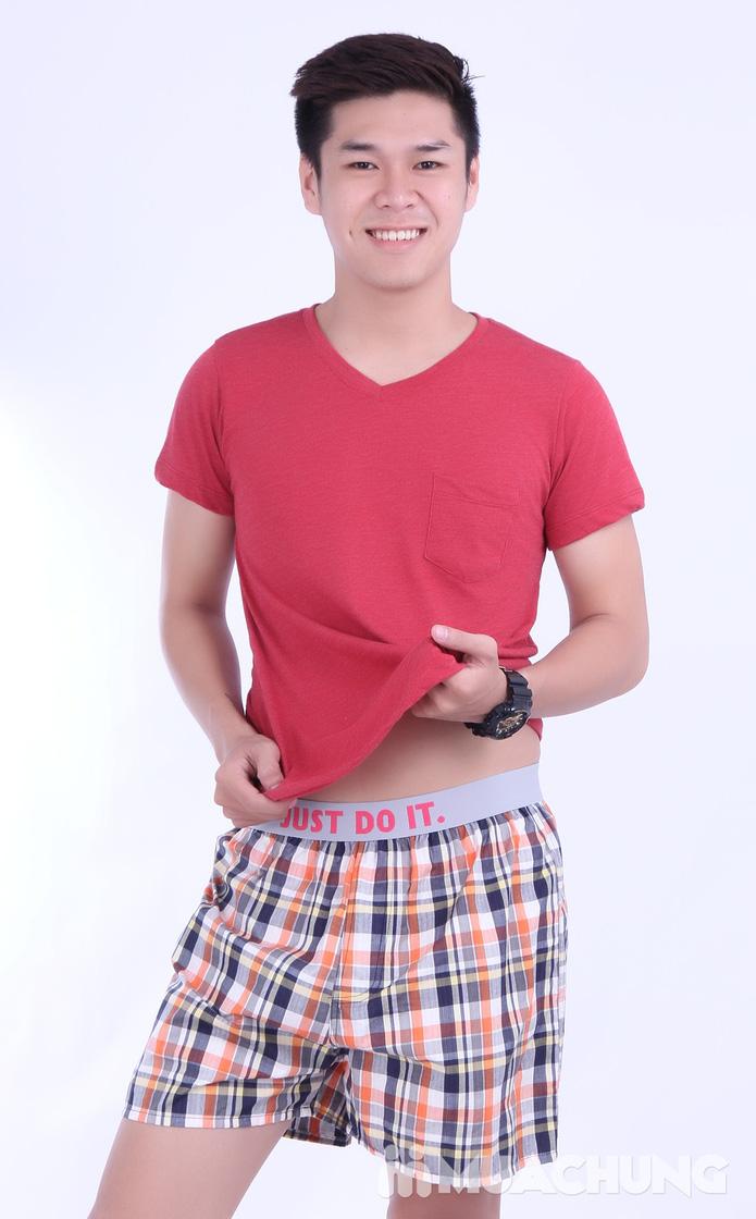 Combo 02 quần short nam cao cấp - 2