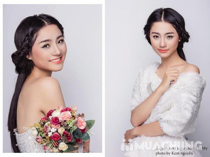 Dạy trang điểm make up cá nhân tại make up Đăng Minh- 5 buổi - 8