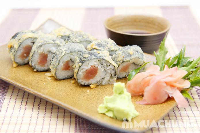 voucher tại nhà hàng Điểm hẹn Sushi Bar - 12