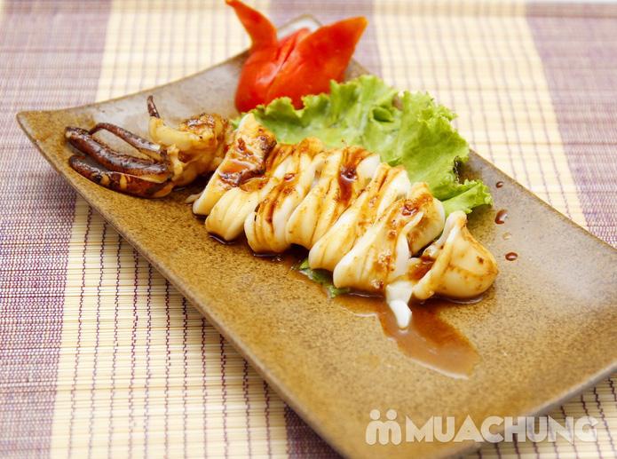 voucher tại nhà hàng Điểm hẹn Sushi Bar - 6