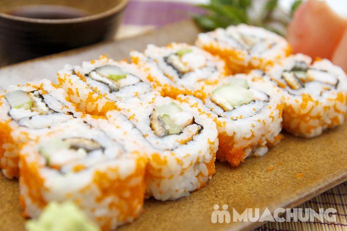 voucher tại nhà hàng Điểm hẹn Sushi Bar - 10