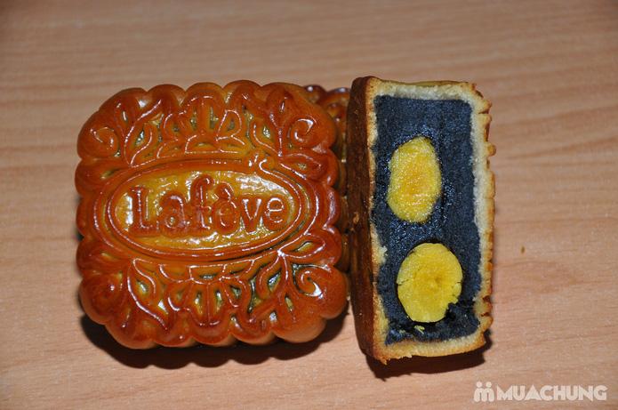Bánh trung thu Lafeve Bakery hộp 4 bánh - 4