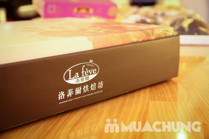 Bánh trung thu Lafeve Bakery hộp 4 bánh - 7