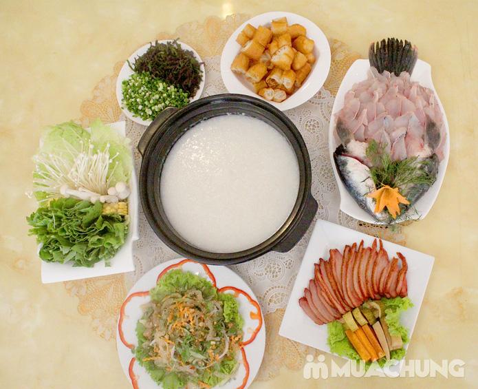 Sét ăn dành cho 4 người tại Nhà hàng lẩu cháo Hòa Hương - 3