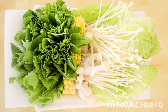 Sét ăn dành cho 4 người tại Nhà hàng lẩu cháo Hòa Hương - 2