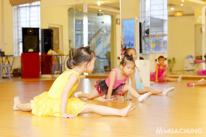 Khóa học năng khiếu cho trẻ em 8 buổi - 1