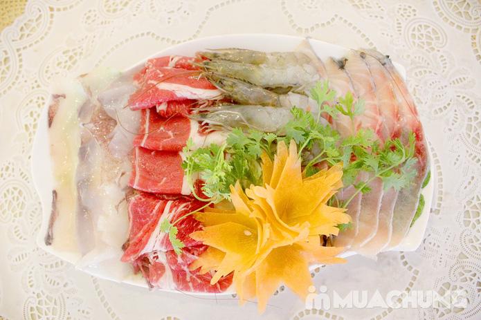 Sét ăn dành cho 4 người tại Nhà hàng lẩu cháo Hòa Hương - 6