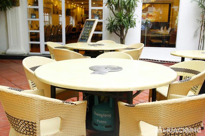 Sét ăn dành cho 4 người tại Nhà hàng lẩu cháo Hòa Hương - 17