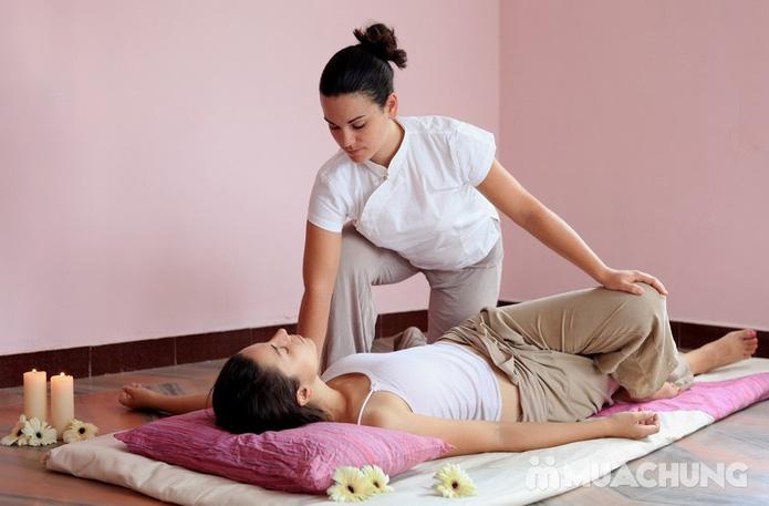 Liệu trình massage body Thái kết hợp với đá nóng - 3