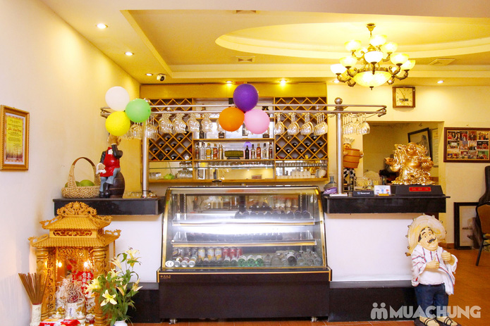 Sét ăn dành cho 4 người tại Nhà hàng lẩu cháo Hòa Hương - 15