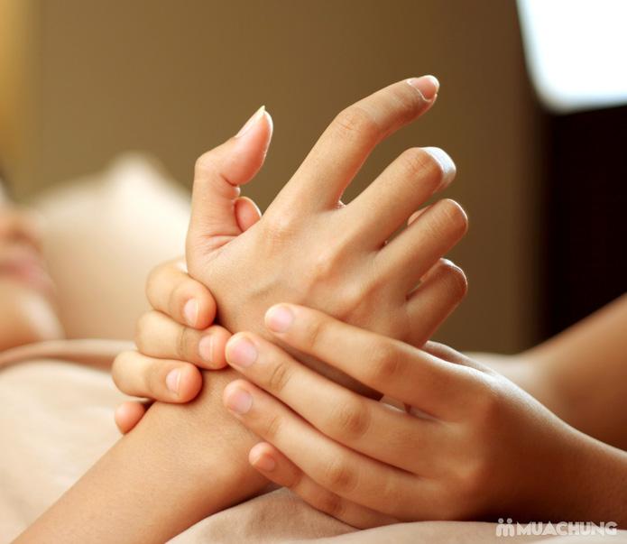 Liệu trình massage body Thái kết hợp với đá nóng - 8