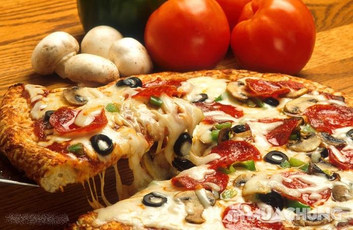 Phiếu thưởng thức các loại pizza thuần chất Ý tại Pizza Rex - 2