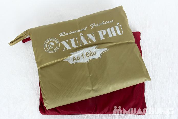 Áo mưa Xuân Phú 1 đầu  - 1
