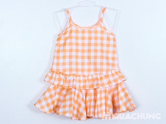 Bộ váy đáng yêu cho bé gái - 1