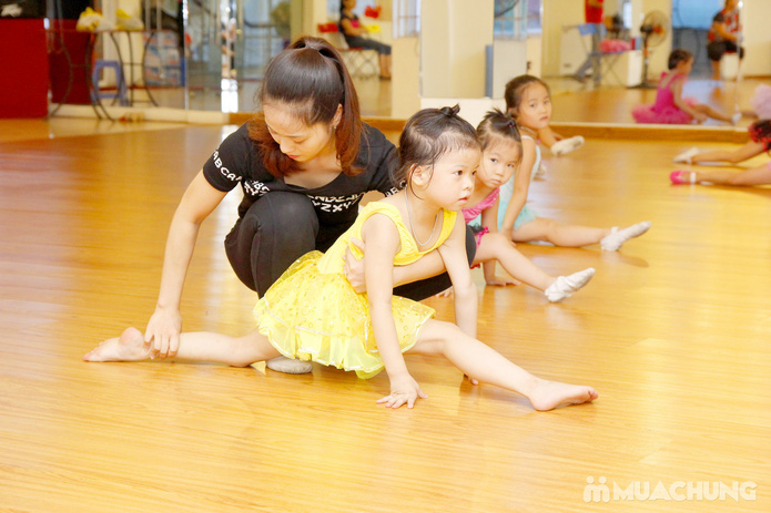 Khóa học năng khiếu cho trẻ em 8 buổi - 2