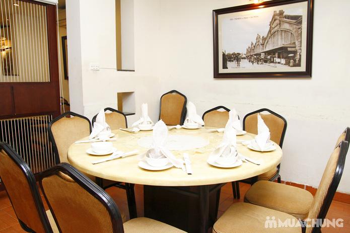 Sét ăn dành cho 4 người tại Nhà hàng lẩu cháo Hòa Hương - 11