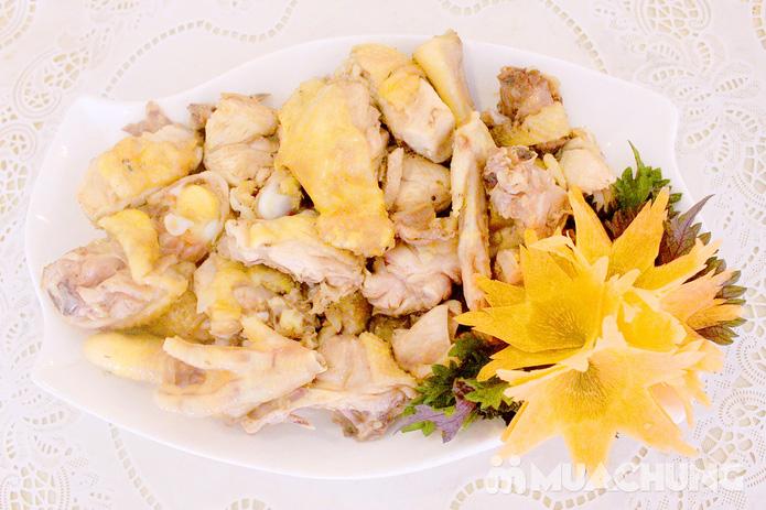 Sét ăn dành cho 4 người tại Nhà hàng lẩu cháo Hòa Hương - 4