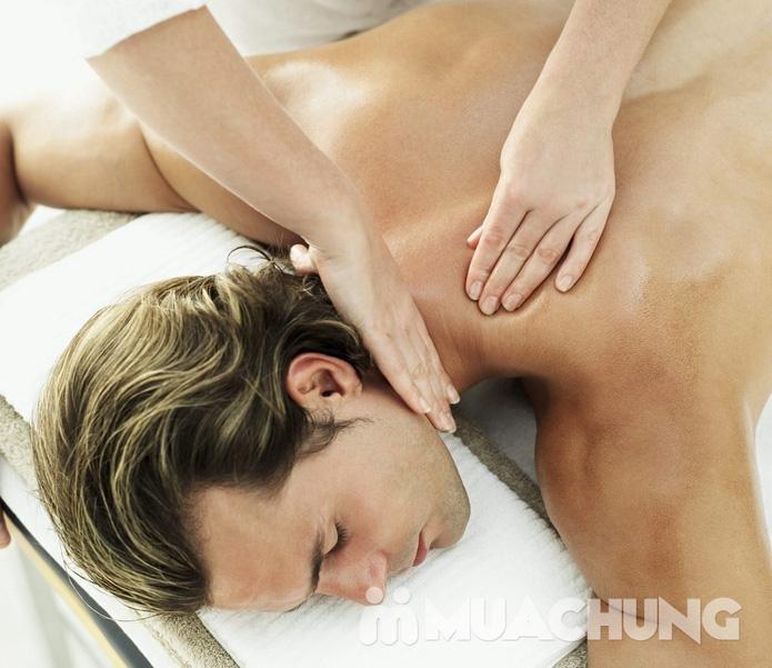 Liệu trình massage body Thái kết hợp với đá nóng - 7