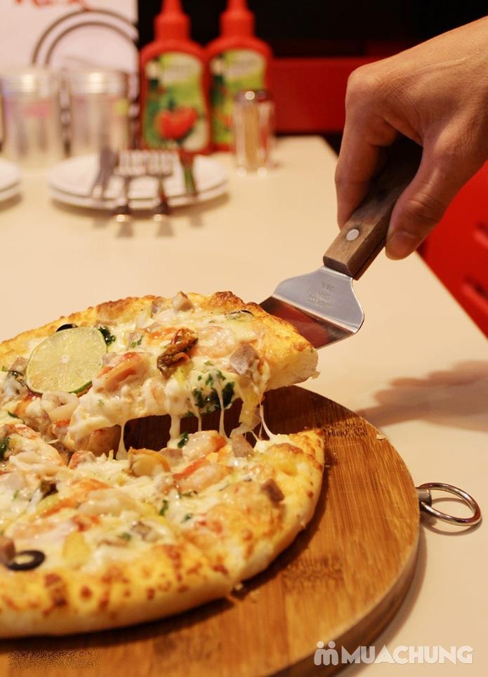 Phiếu thưởng thức các loại pizza thuần chất Ý tại Pizza Rex - 1