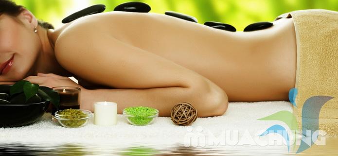 Liệu trình massage body Thái kết hợp với đá nóng - 5