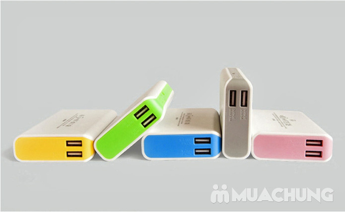 Pin sạc dự phòng CoolBox (ipad + Iphone + samsung) - 26000mAh - 2