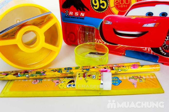 Hộp búp và Bộ dụng cụ học tập cho bé - 10