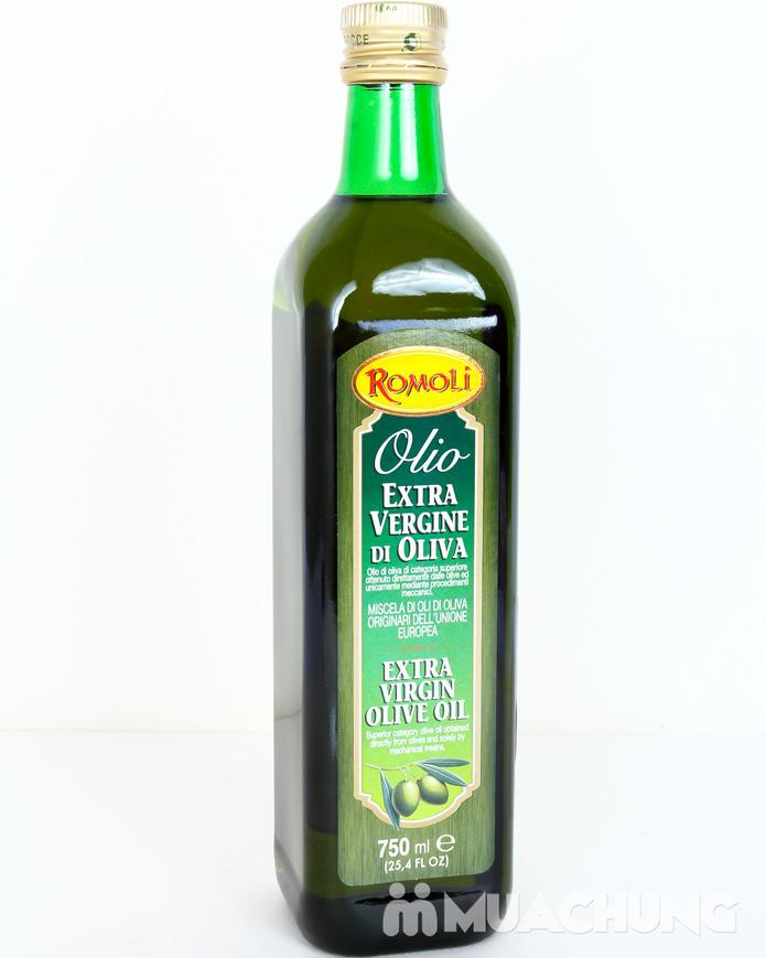 Dầu Oliu Extra Virgin 100% siêu nguyên chất Italy - 1