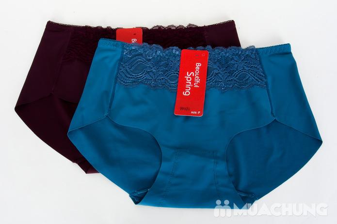 Combo 5 quần lót ren trước chất đẹp - 9