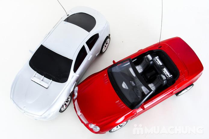 ô tô điều khiển từ xa có mui trần và ko mui trần - 1
