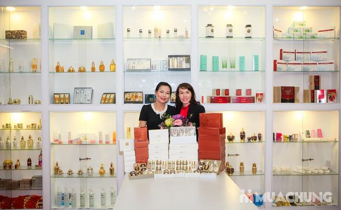 Chăm sóc da mặt và điều trị mụn cám, se nhỏ lỗ chân lông bằng sản phẩm Dermalogical tại Spa Hương Giang - 6