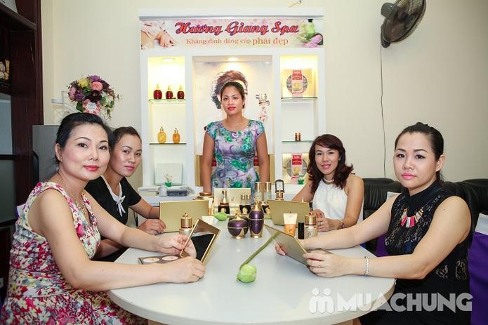 Chăm sóc da mặt và điều trị mụn cám, se nhỏ lỗ chân lông bằng sản phẩm Dermalogical tại Spa Hương Giang - 17