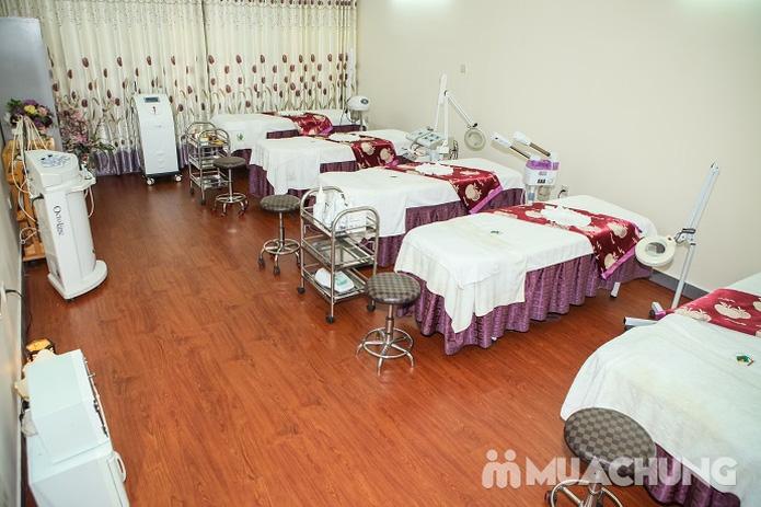 Chăm sóc da mặt và điều trị mụn cám, se nhỏ lỗ chân lông bằng sản phẩm Dermalogical tại Spa Hương Giang - 3
