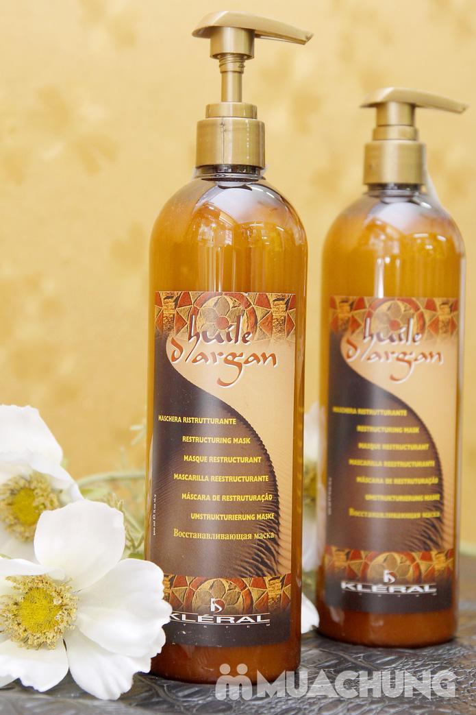 1 trong 3 gói chăm sóc tóc và da mặt tại Vân Vân Hair Salon & Spa - 2