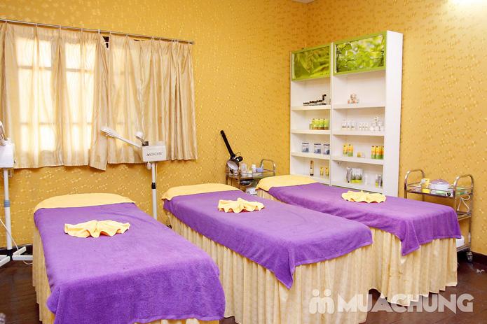 1 trong 3 gói chăm sóc tóc và da mặt tại Vân Vân Hair Salon & Spa - 24
