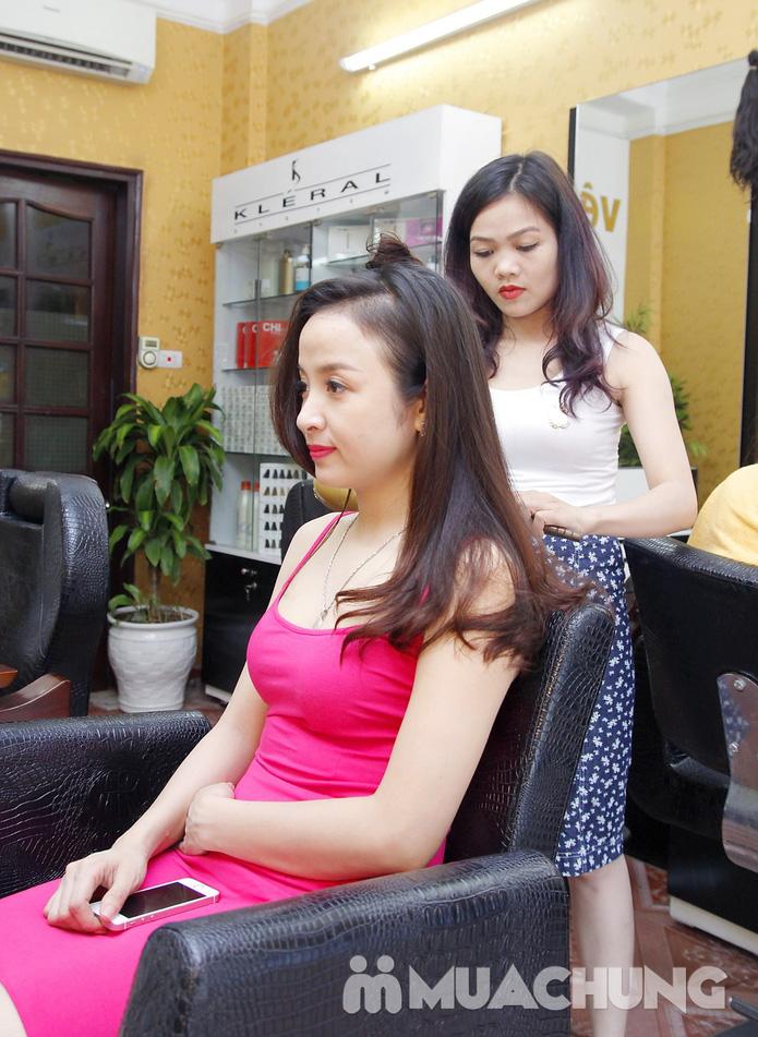 1 trong 3 gói chăm sóc tóc và da mặt tại Vân Vân Hair Salon & Spa - 5