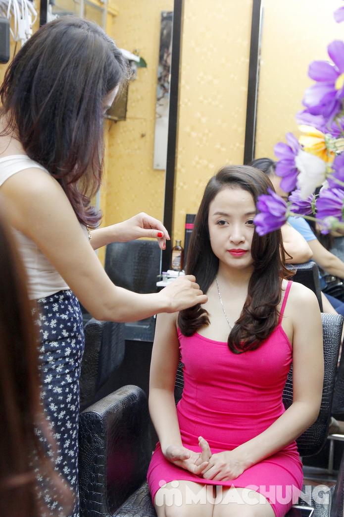 1 trong 3 gói chăm sóc tóc và da mặt tại Vân Vân Hair Salon & Spa - 8