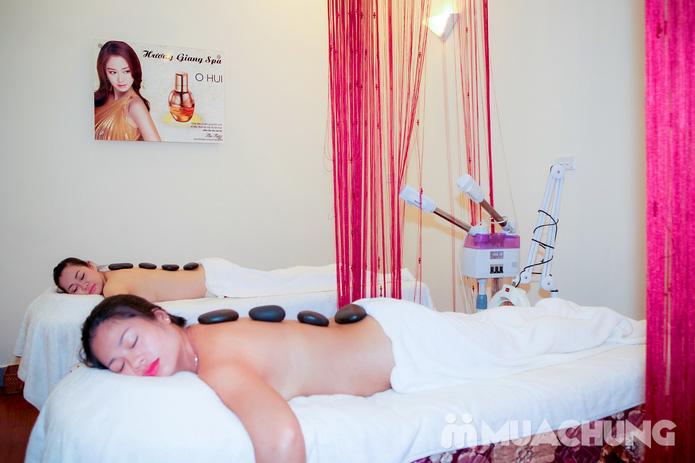 Massage body đá nóng toàn thân 90 phút tại Hương Giang Spa - 16