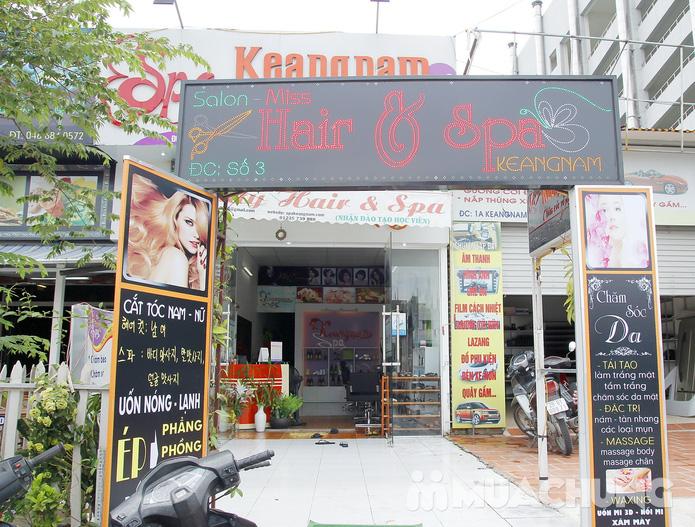 Trọn gói chăm sóc toàn thân tại Keangnam Spa & Salon - 21