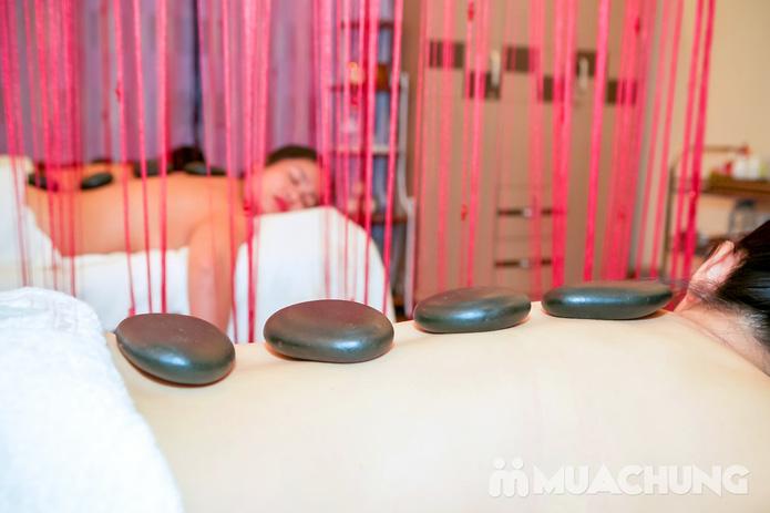 Massage body đá nóng toàn thân 90 phút tại Hương Giang Spa - 3