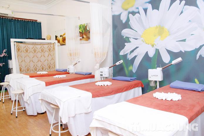 Đặc trị mụn, se khít lỗ chân lông, mờ vết thâm sau mụn tại HM Beauty Clinic - 8