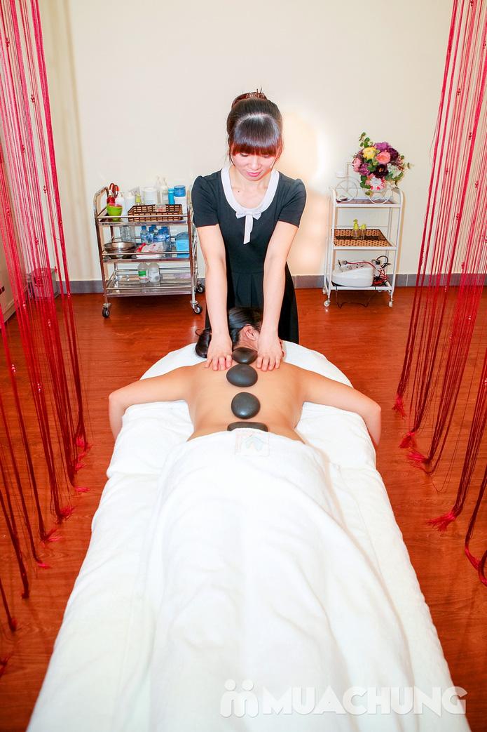 Massage body đá nóng toàn thân 90 phút tại Hương Giang Spa - 4