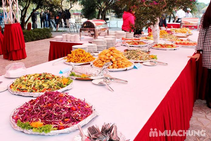 Buffet Vui Hội Trăng Rằm Tại Resort Vĩnh Hưng - 2