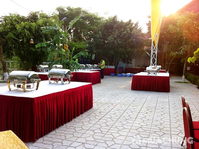 Buffet Vui Hội Trăng Rằm Tại Resort Vĩnh Hưng - 14