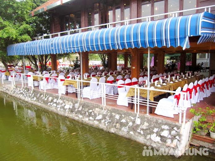 Buffet Vui Hội Trăng Rằm Tại Resort Vĩnh Hưng - 4