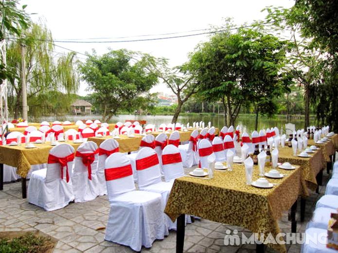 Buffet Vui Hội Trăng Rằm Tại Resort Vĩnh Hưng - 3