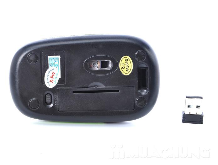 Chuột quang không dây thiết kế hiện đại - 3