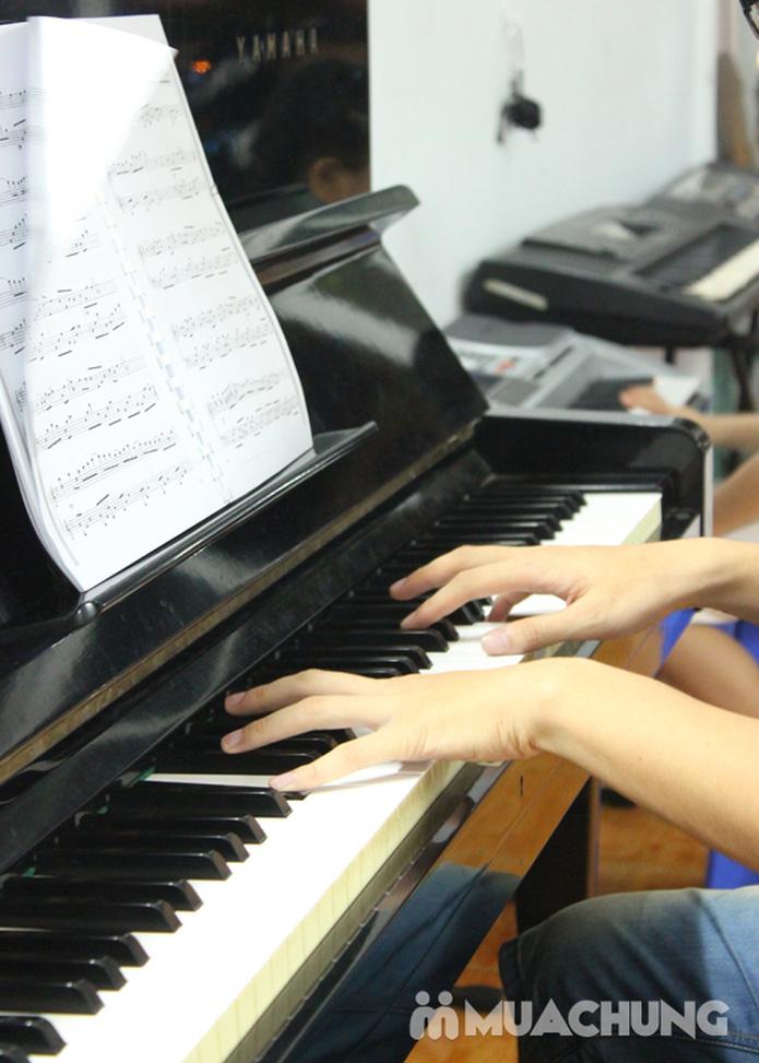 Khóa học Piano, Guitar, Trống 1 tháng (8 buổi) tại Kandy CLUB - 11