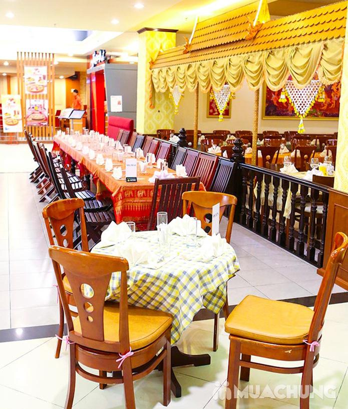 Buffet tối kiểu Thái - Nhà hàng Con Voi Vàng - 13